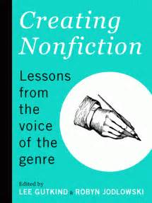 THE STRUCTURE OF CREATIVE NONFICTION